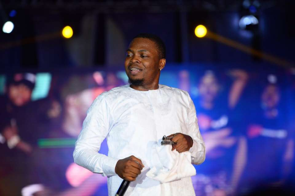 "Olamide slam APC government - ""I sing for last election no"